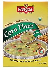 Corn Flour 100g Box Pack of 5