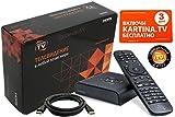 Kartina Quattro WiFi/WLAN IPTV + 3 Tage Kartina.TV Premium