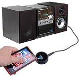 Récepteur Audio Bluetooth Stéréo pour Chaîne Hifi, TV... double canal...
