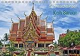 Sehnsuchtsinsel Koh Samui (Tischkalender 2020 DIN A5 quer)