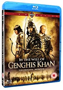 By The Will Of Genghis Khan Blu-ray [2009]