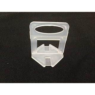 Verlegefix Fliesen Nivelliersystem 2000 Laschen Kompatibel zu unseren anderen Systemen