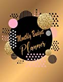 Monthly Budget Planner: Planning your Monthly Budget and 101 Pages Expenses Tracker to Keep or Daily Record for Personal Cost, Spending, Expenses. ... 4 (Budget Planner Binder Organizer Journal)