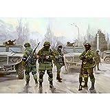 Zvezda 500783665 - 1:35 Modern Russian Infantry
