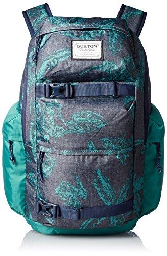Burton 13649105-666 - zaino kilo pack, unisex, kilo pack, tropical print, taglia unica