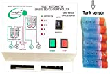 #5: Fully Automatic Water Level Controller with Up and Down tank sensor(Do Not use in start and stop Push button type starter)
