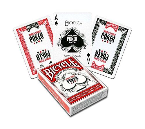 Preisvergleich Produktbild Kartenspiel-Bicycle World Series Of Poker WSOP-NEU