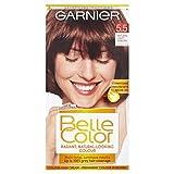 3 x Garnier Belle Color Color-Ease Crème 5.5 Natural Light Auburn