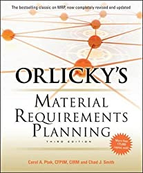 Orlicky's Material Requirements Planning (Mechanical Engineering)
