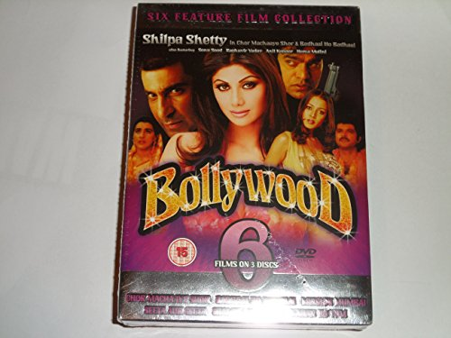 Bollywood - Six Feature Film Col...