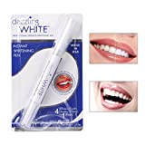 Peroxid-Gel Zahn Reinigung Bleaching Kit Dental White Teeth Whitening Pen