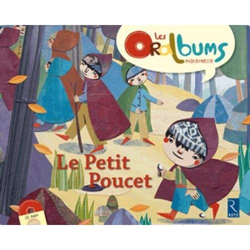 Le Petit Poucet (1CD audio)