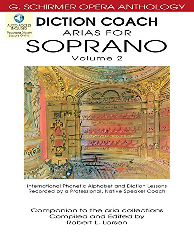 diction-coach-g-schirmer-opera-anthology-arias-for-soprano-volume-2