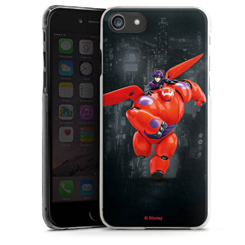 Apple iPhone X Silikon Hülle Case Schutzhülle Disney Baymax Merchandise Fanartikel Hard Case transparent