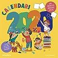 Calendari 2020: 5 (Fora de col·lecció) de La Galera, SAU