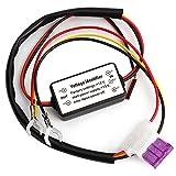 Auto LED DRL Relais Tagfahrlicht Relais Harness Auto Car Controller auf/aus-Schalter Standlicht,
