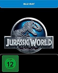 Jurassic World - Limited Steelbook Edition [Blu-ray] [Limited Edition]