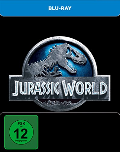 Jurassic World - Limited Steelbook Edition [Blu-ray] [Limited Edition]
