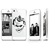 Joker trasparente in plastica custodia cover per iPhone 6 6S Supertrampshop
