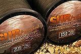 Korda Sub Braid 1200m 20lb 0,34mm SBB4 Geflochtene Schnur Braid Angelschnur Sehne Karpfenschnur