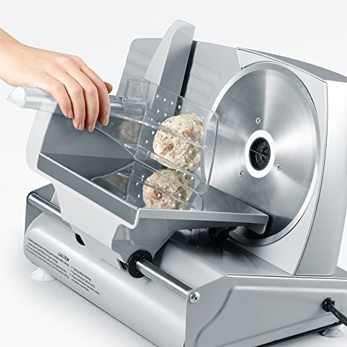 Severin Electric slicer with 180 W of power 3915, silver