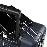 HORIZN  Koffer  STUDIOS Travel Set | Kabinen Trolley Model M & Reisekoffer Model H | 2 tlg. Hartschalenkoffer Set -