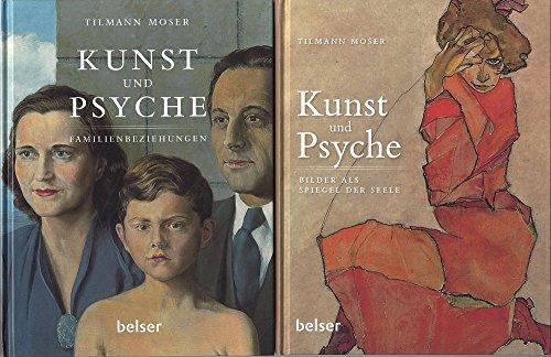 Kunst und Psyche-Paket. 2 Bände.