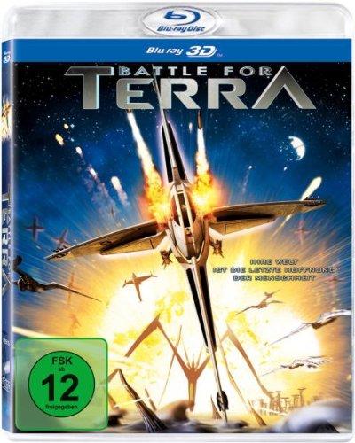 Battle for Terra (3D Version) [3D Blu-ray]