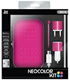 Kit d'accessoires 11 in 1 - Flashy Pink