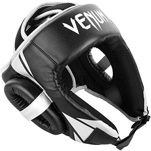 Venum Challenger Kopfschutz, Schwarz, One Size