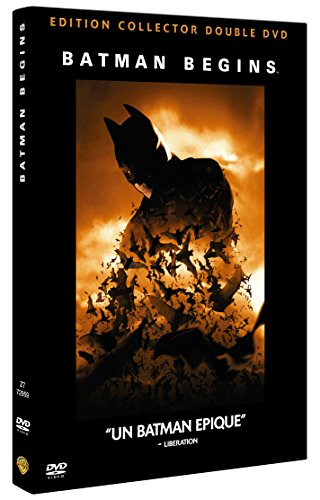 Batman Begins - Édition Collector 2 DVD (FR Import)