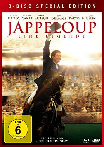 Bild von Jappeloup - Eine Legende [3-Disc Special Edition] [DVD & Blu-ray]