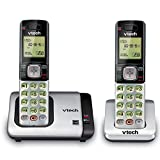 VTech CS6719-2 DECT 6.0 Phone with Calle...
