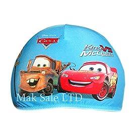 Cartoon Bambini Tessuto nuoto Hat Swim Cap 2 – 10 anni auto nuova 4a526fe2ff99