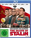 DVD Cover 'The Death of Stalin [Blu-ray]