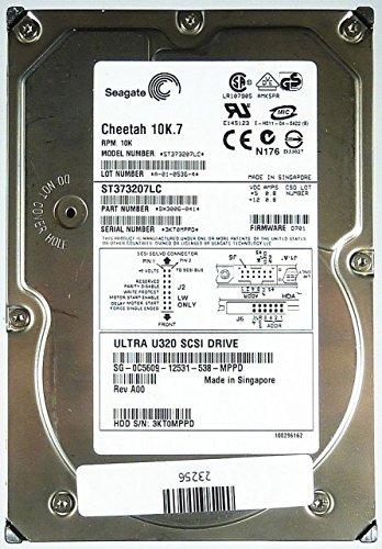 73 Gb Cheetah (73GB HDD Seagate ST373207LC 10K.7 U320 SCA ID9687)