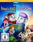 Bernard & Bianca 1+2 [Blu-ray]