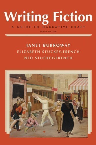Writing Fiction: A Guide to Narrative Craft (8th Edition) by Burroway, Janet Published by Longman 8th (eighth) edition (2010) Paperback