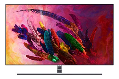 "Samsung 55"" GQ55Q7FN 4K QLED Fernseher (Q HDR 1500, Twin Tuner, Ultra Black, Smart TV)"