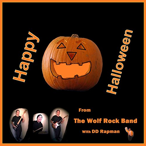 The Wolf Rock Band (Halloween Band Rock)