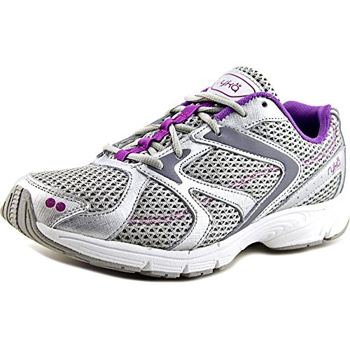 Ryka Propel SMW Synthétique Chaussure de Course Silver-Purple