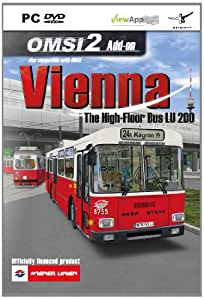 OMSI Vienna - The High-Floor Bus LU200: OMSI 1/2 Add-on (PC DVD)