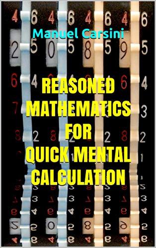 PDF Descargar Reasoned mathematics for quick mental