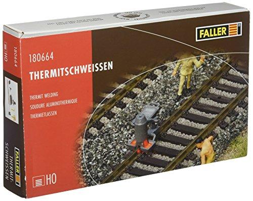 Faller FA 180664 - Thermit Masse de Soudure, Accessoires pour Le modèle ferroviaire, modèle Construction