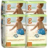 gNappies Disposable Inserts - Medium/Large/XL (4 packs of 32)