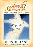 The Spirit Messages Daily Guidance Oracle Deck: A 50-Card Deck and Guidebook