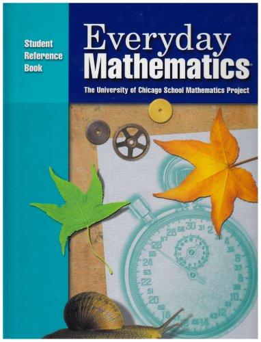 Everyday Mathematics, Grade 5, Student Reference Book: Student Reference Book (Hardcover), Grade 5