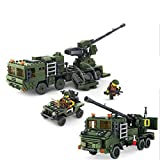 Best LEGO Gift For 4 Year Olds - Qiyun Building Blocks Military Building Blocks Toys Brick Review