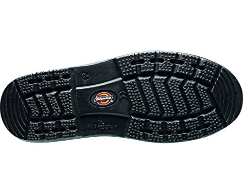 Dickies - Dealer, Scarpe Antinfortunistiche da Uomo nero