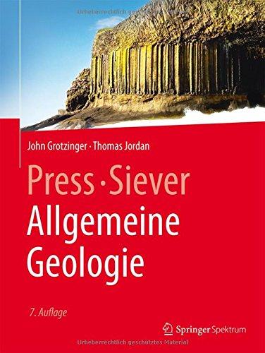 Press/Siever Allgemeine Geologie